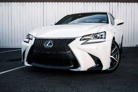 2016 Lexus GS 350 for sale at Private Club Motors in Houston TX