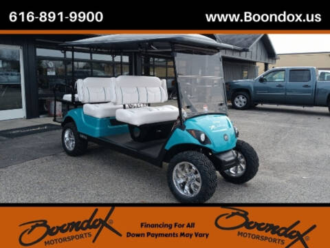 2019 Yamaha Stretch Limo 6 passenger for sale at Boondox Motorsports in Caledonia MI
