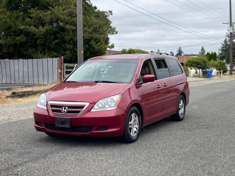 2006 Honda Odyssey for sale at Baboor Auto Sales in Lakewood WA
