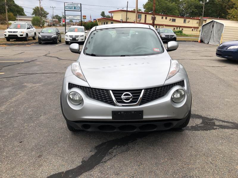 2011 Nissan JUKE for sale at USA Auto Sales in Leominster MA