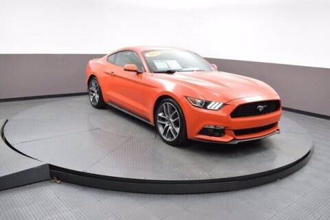 2015 Ford Mustang for sale at Hickory Used Car Superstore in Hickory NC
