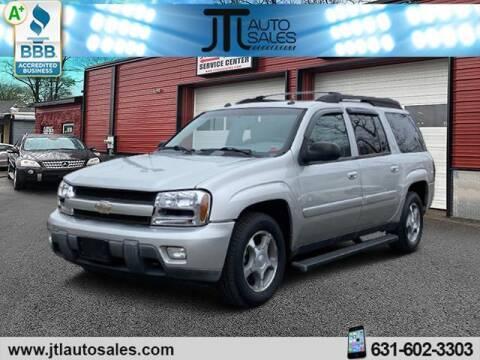 2005 Chevrolet TrailBlazer EXT for sale at JTL Auto Inc in Selden NY