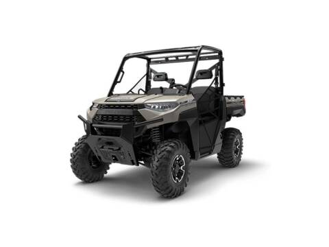 2018 Polaris Ranger XP® 1000 EPS Suede for sale at Head Motor Company - Head Indian Motorcycle in Columbia MO