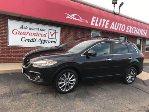 2015 Mazda CX-9 for sale at Elite Auto Exchange in Dayton OH