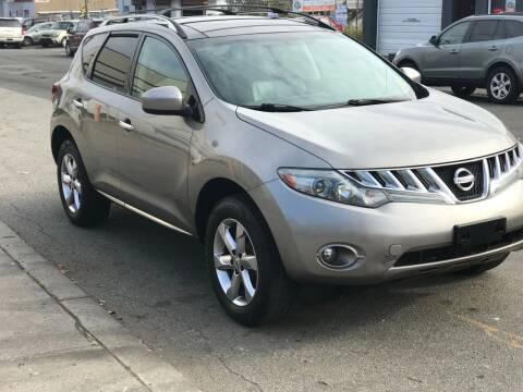 2010 Nissan Murano for sale at O A Auto Sale in Paterson NJ