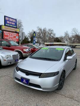 2007 Honda Civic for sale at Right Choice Auto in Boise ID