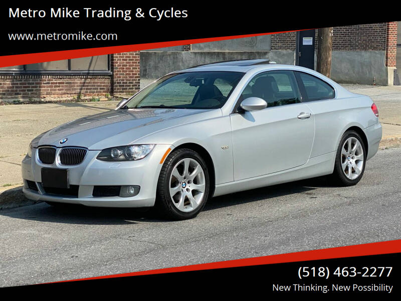 2007 BMW 3 Series for sale at Metro Mike Trading & Cycles in Albany NY
