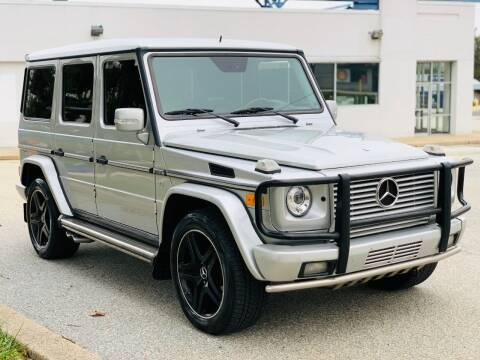 2003 Mercedes-Benz G-Class for sale at PA Auto World in Levittown PA