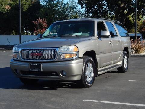 2001 GMC Yukon XL for sale at Gilroy Motorsports in Gilroy CA