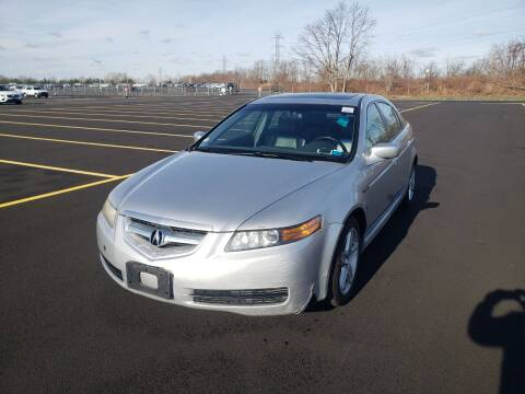 2006 Acura TL for sale at Positive Auto Sales, LLC in Hasbrouck Heights NJ