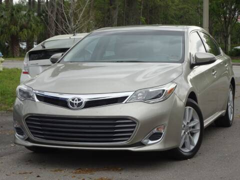2014 Toyota Avalon for sale at Deal Maker of Gainesville in Gainesville FL