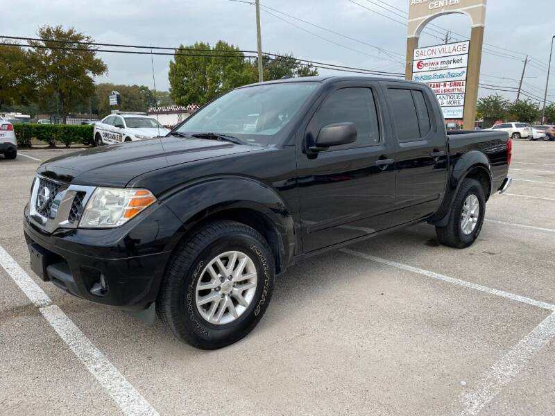 2015 Nissan Frontier for sale at T.S. IMPORTS INC in Houston TX