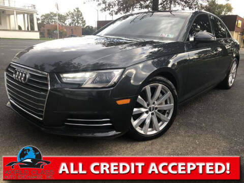 2017 Audi A4 for sale at World Class Auto Exchange in Lansdowne PA