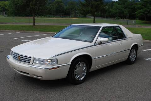 2002 Cadillac Eldorado for sale at New Milford Motors in New Milford CT