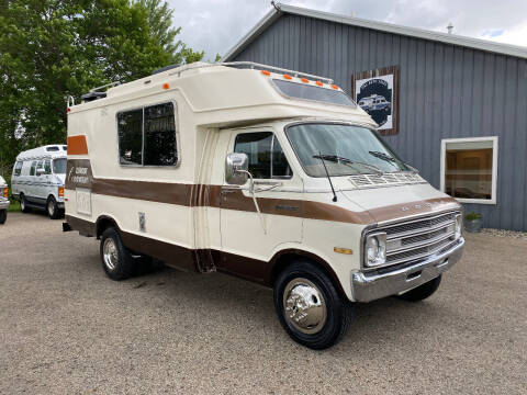 1978 Dodge Chinook for sale at D & L Auto Sales in Wayland MI