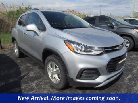 2018 Chevrolet Trax for sale at East Syracuse Performance Sales & Service in Syracuse NY