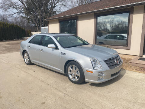 2010 Cadillac STS for sale at VITALIYS AUTO SALES in Chicopee MA