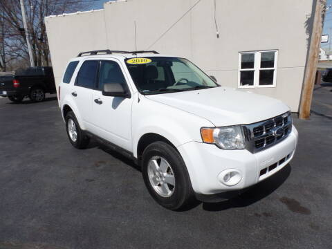 2010 Ford Escape for sale at DeLong Auto Group in Tipton IN