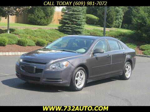 2010 Chevrolet Malibu for sale at Absolute Auto Solutions in Hamilton NJ