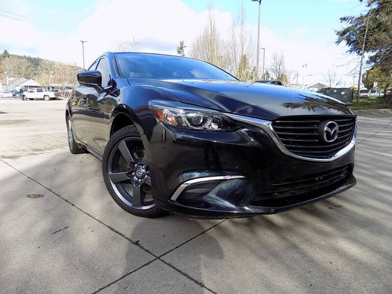 2017 Mazda MAZDA6 for sale at A1 Group Inc in Portland OR