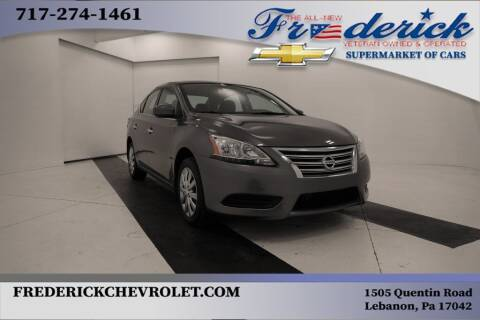2015 Nissan Sentra for sale at Lancaster Pre-Owned in Lancaster PA