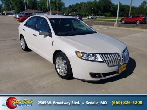 2010 Lincoln MKZ for sale at RICK BALL FORD in Sedalia MO