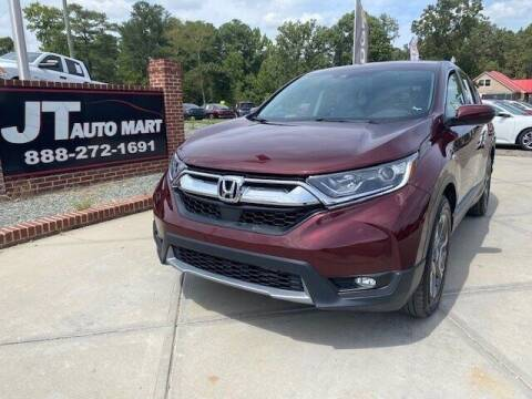 2019 Honda CR-V for sale at J T Auto Group in Sanford NC