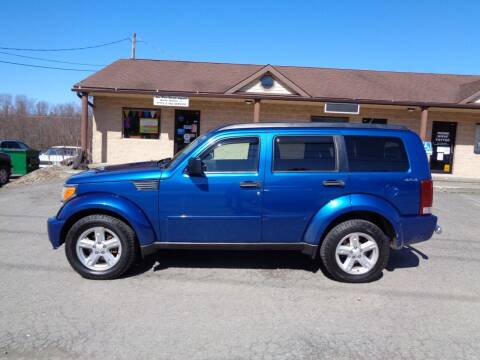 2009 Dodge Nitro for sale at On The Road Again Auto Sales in Lake Ariel PA