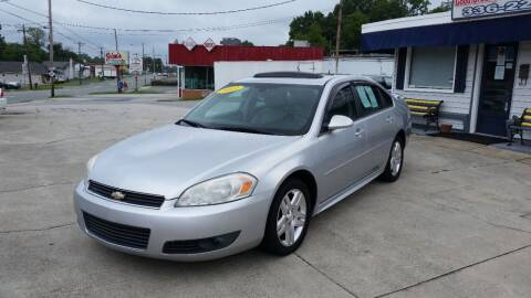 2011 Chevrolet Impala for sale at West Elm Motors in Graham NC