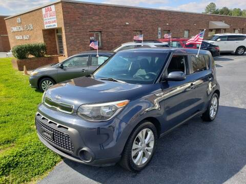 2015 Kia Soul for sale at ARA Auto Sales in Winston-Salem NC