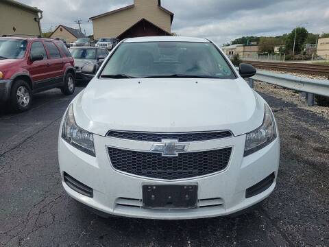 2014 Chevrolet Cruze for sale at Discovery Auto Sales in New Lenox IL
