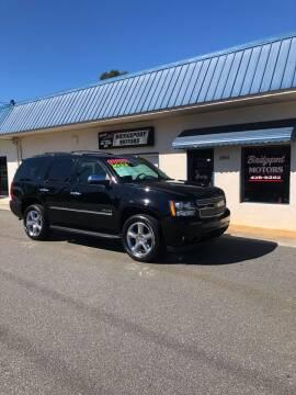 2012 Chevrolet Tahoe for sale at BRIDGEPORT MOTORS in Morganton NC