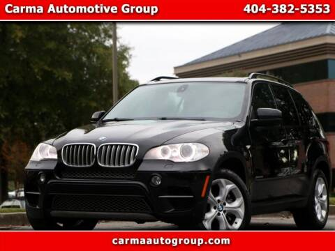 2013 BMW X5 for sale at Carma Auto Group in Duluth GA