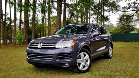 2013 Volkswagen Touareg for sale at Precision Auto Source in Jacksonville FL