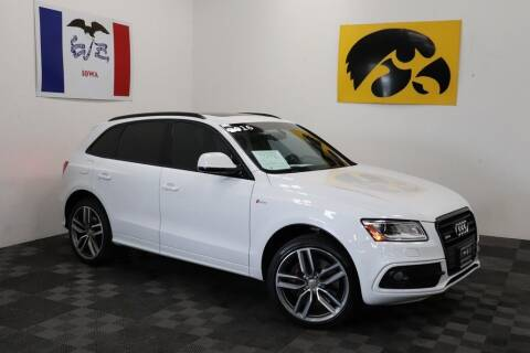 2016 Audi SQ5 for sale at Carousel Auto Group in Iowa City IA