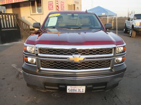 2015 Chevrolet Silverado 1500 for sale at Quick Auto Sales in Modesto CA