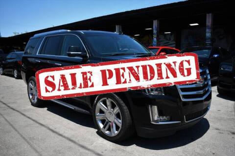2019 Cadillac Escalade for sale at ELITE MOTOR CARS OF MIAMI in Miami FL