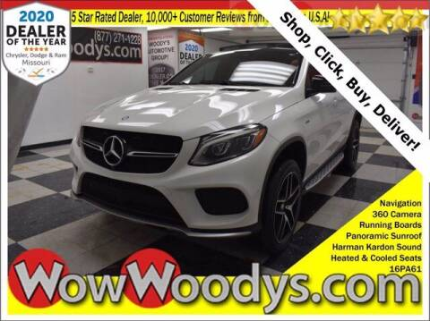 2016 Mercedes-Benz GLE for sale at WOODY'S AUTOMOTIVE GROUP in Chillicothe MO