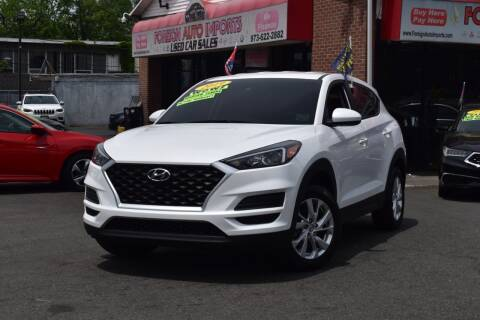 2019 Hyundai Tucson for sale at Foreign Auto Imports in Irvington NJ