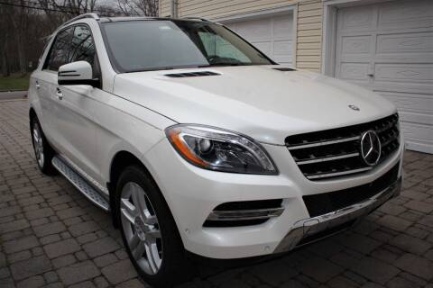 2015 Mercedes-Benz M-Class for sale at SILVER ARROW AUTO SALES CORPORATION in Newark NJ