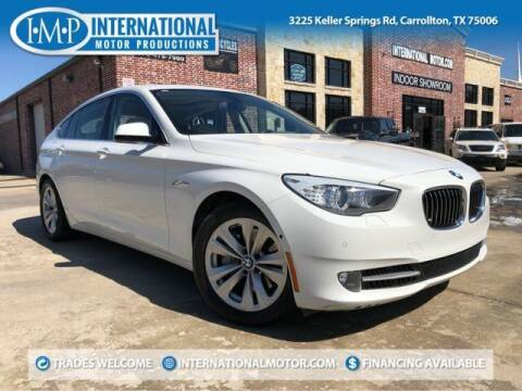 2013 BMW 5 Series for sale at International Motor Productions in Carrollton TX