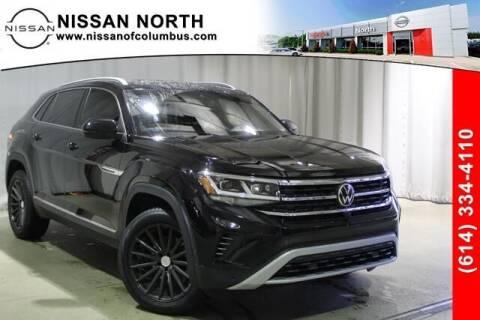 2020 Volkswagen Atlas Cross Sport for sale at Auto Center of Columbus in Columbus OH
