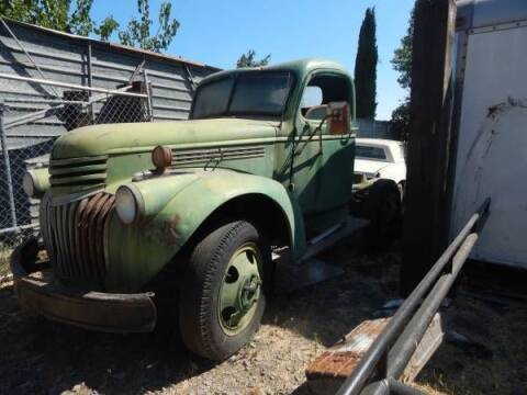 1946 Chevrolet Apache for sale at Classic Car Deals in Cadillac MI
