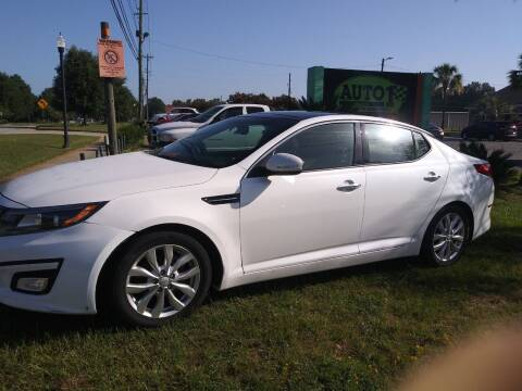 2015 Kia Optima for sale at Auto 1 Madison in Madison GA