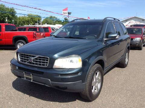 2007 Volvo XC90 for sale at Steves Auto Sales in Cambridge MN