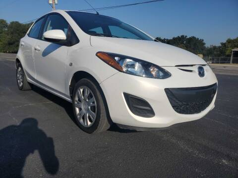 2011 Mazda MAZDA2 for sale at Thornhill Motor Company in Lake Worth TX