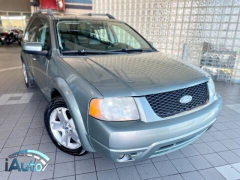2005 Ford Freestyle for sale at iAuto in Cincinnati OH
