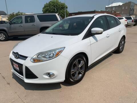 2014 Ford Focus for sale at Spady Used Cars in Holdrege NE