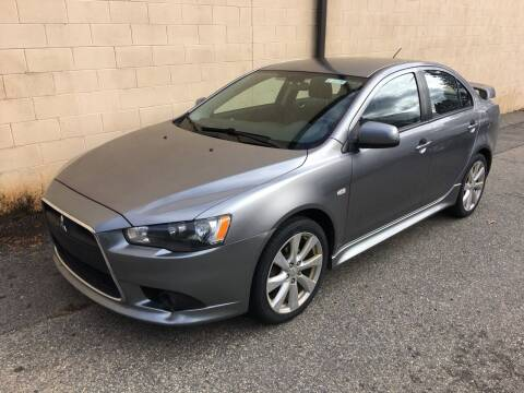 2013 Mitsubishi Lancer for sale at Bill's Auto Sales in Peabody MA