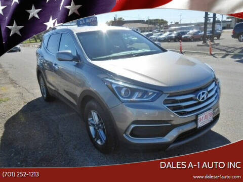 2018 Hyundai Santa Fe Sport for sale at Dales A-1 Auto Inc in Jamestown ND